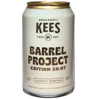 Brouwerij Kees Barrel Project