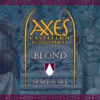 axes castellum blond